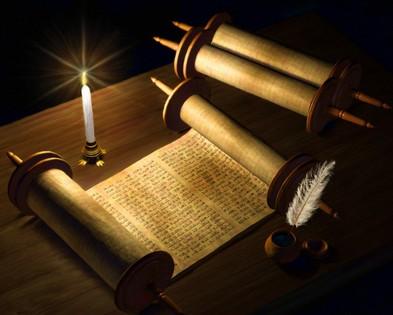 Affondi tentativi di Starck di sollevare un martello Torah